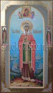 Святая мученица александра римская, супруга императора диоклетиана